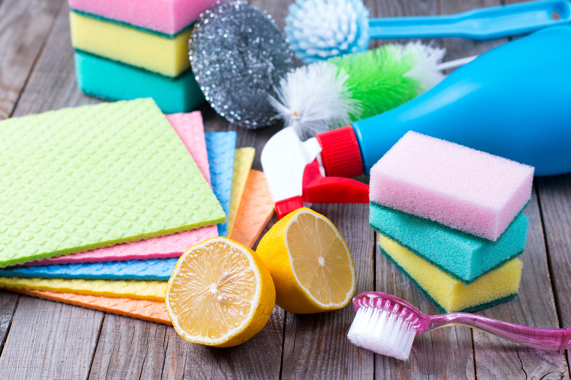 Benefits of Using Eco-friendly Cleaning Products